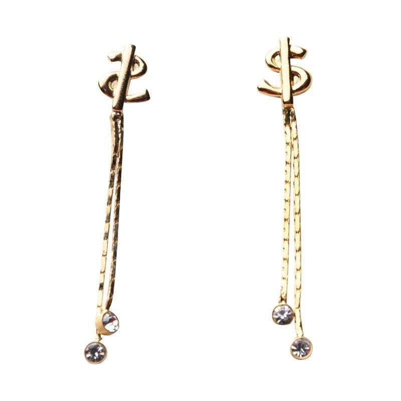 1901 Jewelry GW.4758.HR52 4758 Anting - Gold [Lapis Emas 24K]