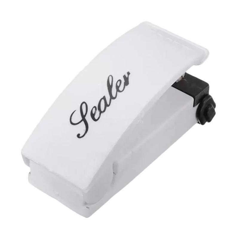 harga Aimons Mini Portable Hand Sealer Perekat Kemasan Plastik - White Blibli.com
