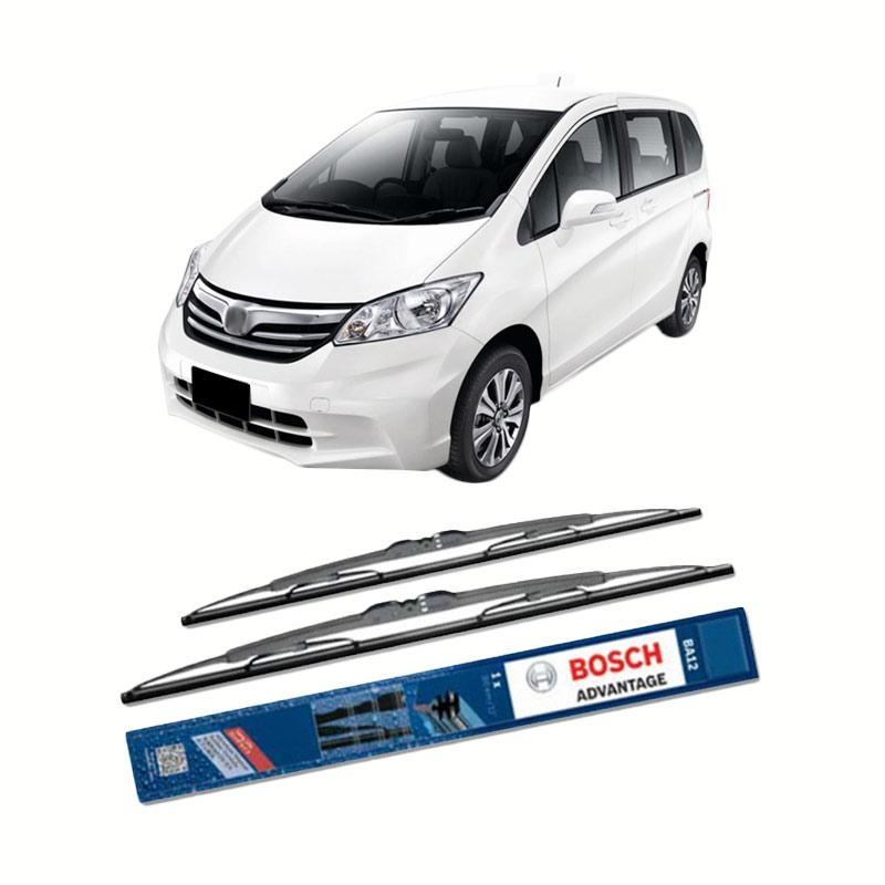 harga Bosch Advantage Wiper Kaca Depan Mobil for Honda Freed GB [26 dan 14 Inch] Blibli.com
