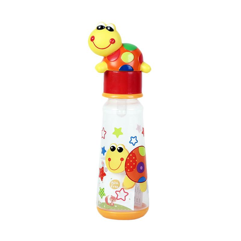 Chloebaby Shop S197 Turtle Amigo Dot Bayi - Orange [250 mL]