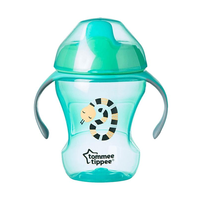 Tommee Tippee Training Spout Cup - Green Snake [7m+]