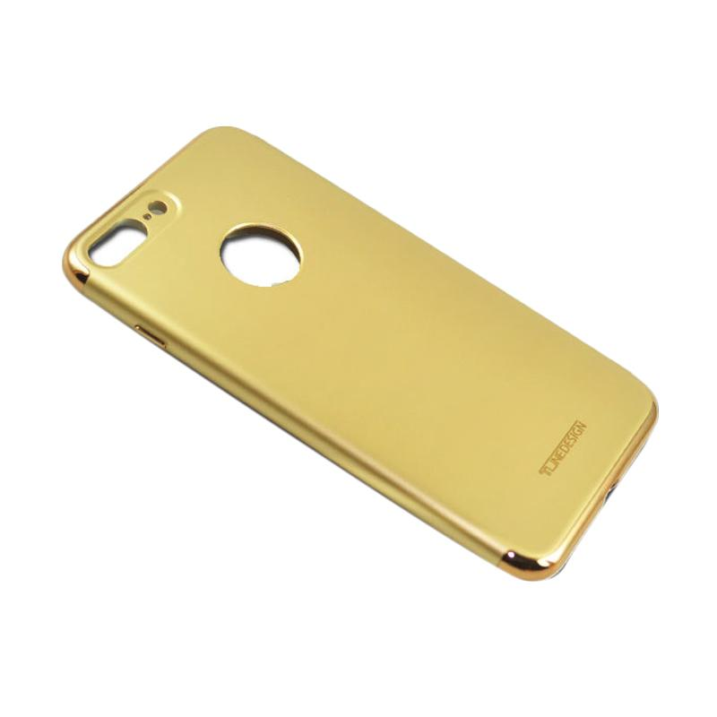 Tunedesign PyShell Fusion Casing for iPhone 7 - Gold