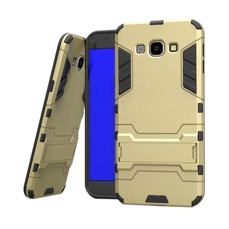 OEM Transformer Robot Iron Man Casing for iPhone 6 4.7 inch - Gold