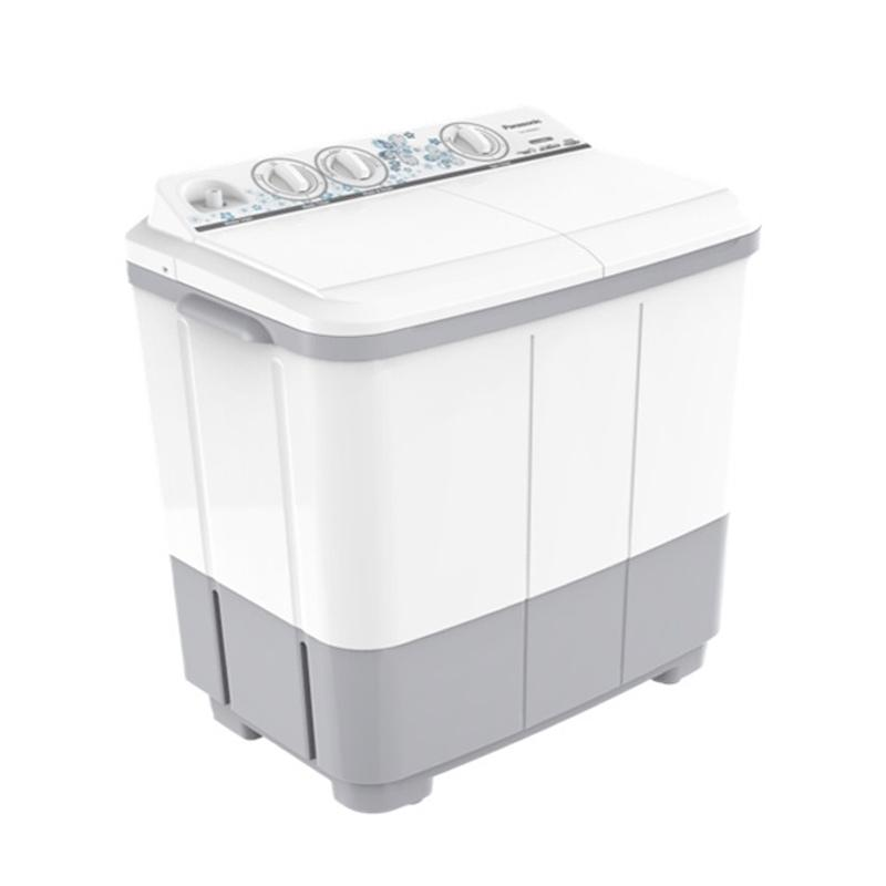 Panasonic NA-W85BBZ1H Twin Tub Washing Machine - White [8 kg]