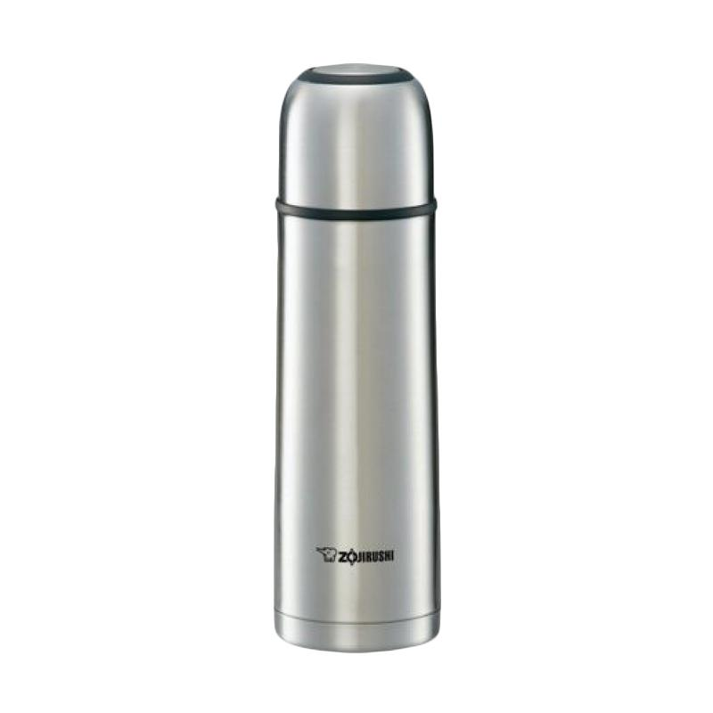 harga Zojirushi Tuff Slim Thermos Bottle - Silver [500 mL] Blibli.com