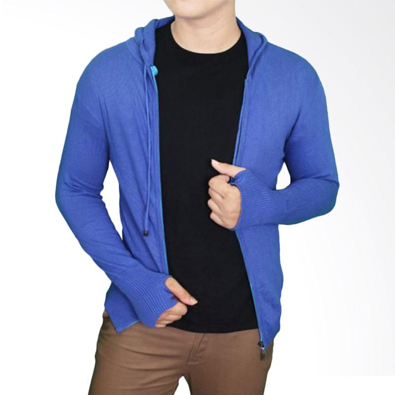 Gudang Fashion SWE 992 Ariel Noah Sweater - Blue