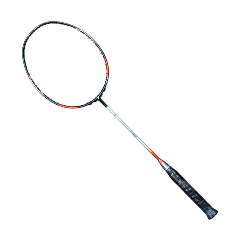 Yang Yang Quantum Saber 8001 Raket Badminton - Black Silver