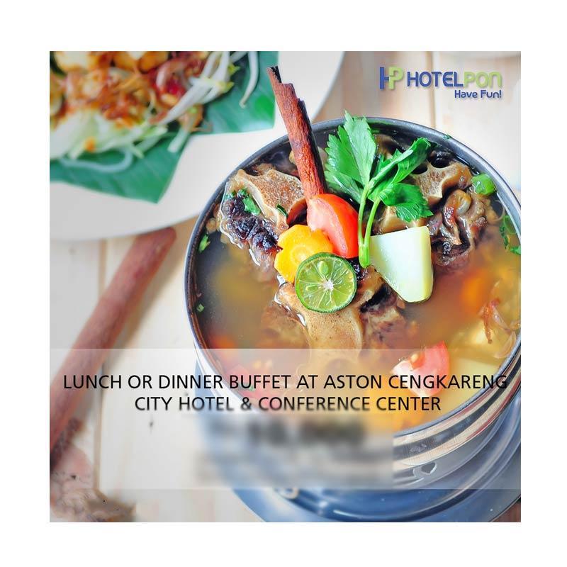 harga Hotelpon - Hotel Breakfast E-Voucher [Value Rp 10.000/Ala Carte] Blibli.com