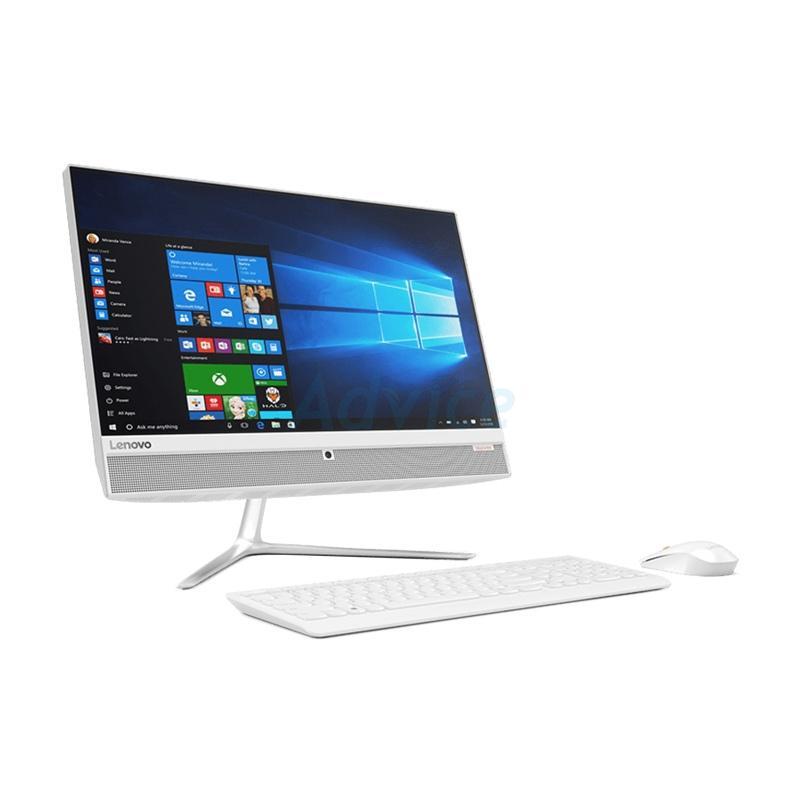 Lenovo AIO510-22ISH-(F0CB00SBID) Desktop PC [i3-7100T/4 GB/1TB/Dos/21.5 Inch]