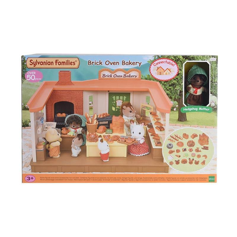 Sylvanian Families Brick Oven Bakery Mainan Anak