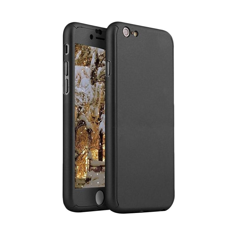 Tunedesign TPU 360 Casing for iPhone 6 or iPhone 6S - Black