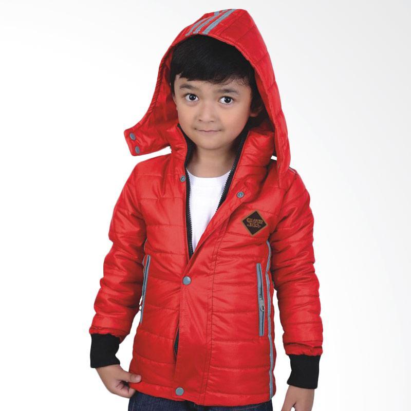 Catenzo Junior CJR CRC 002 Casual Jaket Anak Laki-Laki