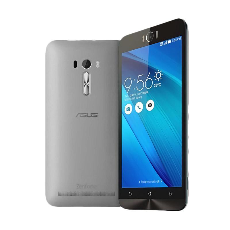 Aircase Ultrathin for Zenfone Selfie 2D551KL - Grey Clear