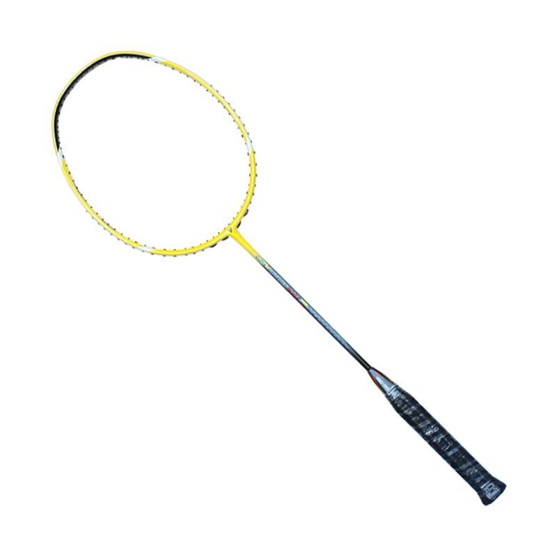 Yang Yang Quantum Saber 3002 Raket Badminton - Black Yellow