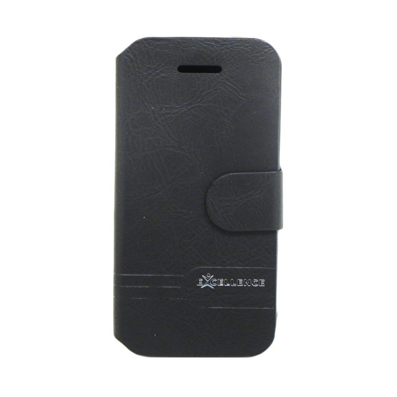 Excellence Dragonite Flip Cover Casing for iPhone 6 - Black