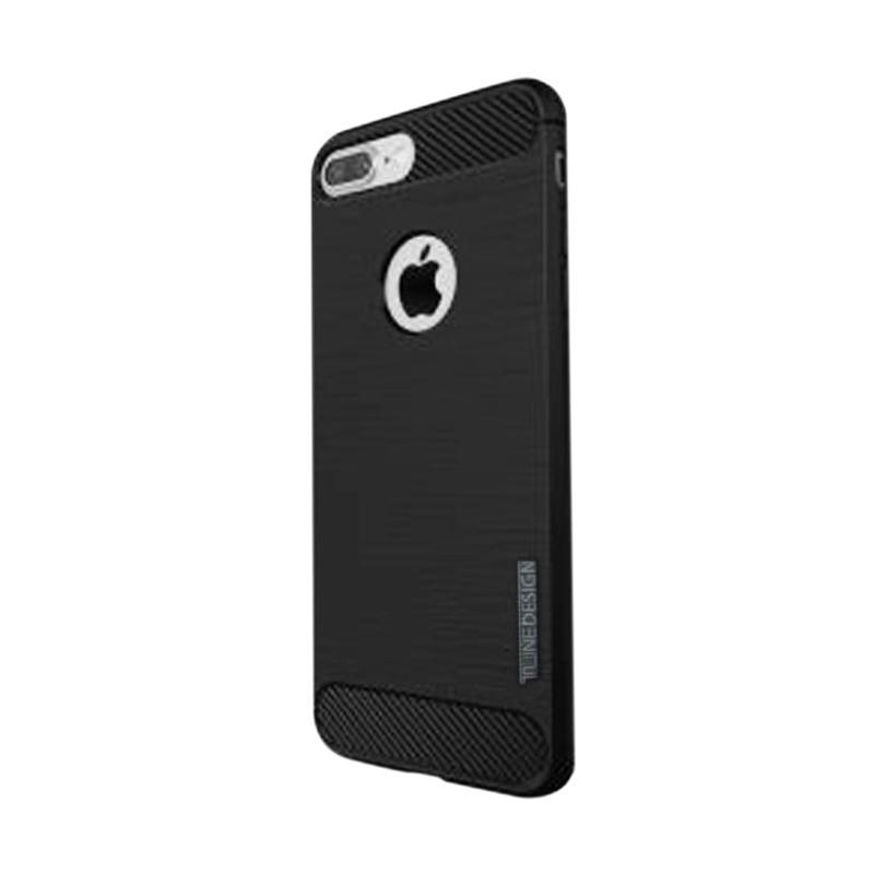 Tunedesign Slim Armor Casing for iPhone 7 Plus - Black