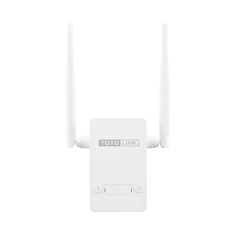 TOTOLINK EX200 Wireless N Range Extender - White [300Mbps]