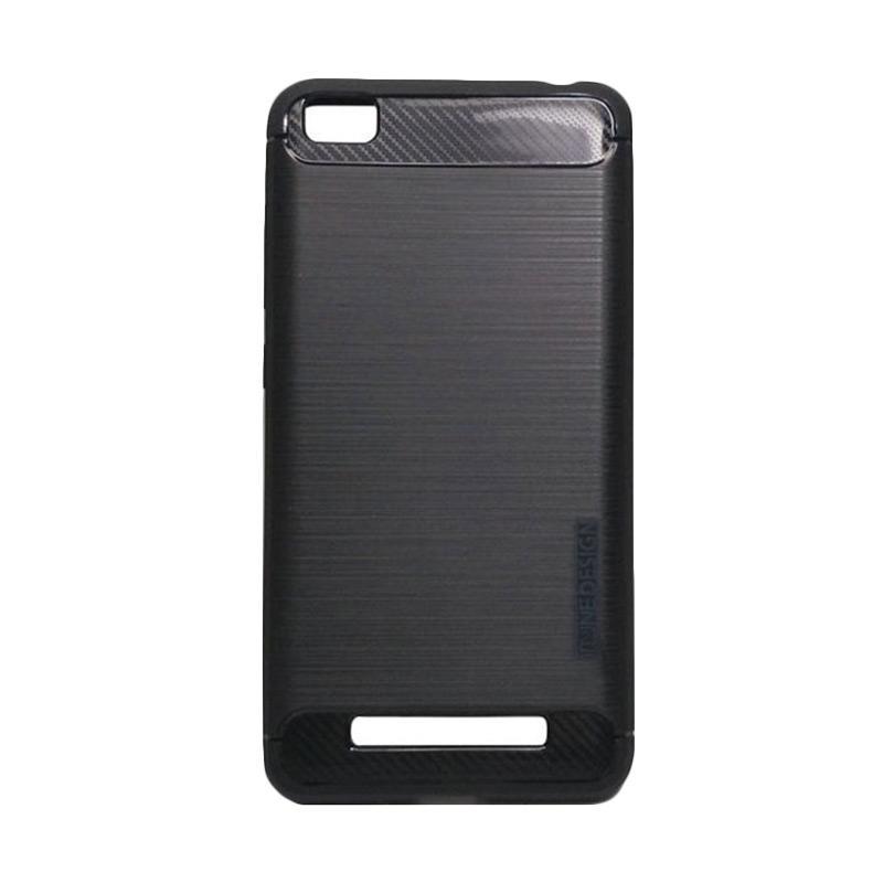 Tunedesign Slim Armor Casing for Xiaomi Redmi 4A - Black