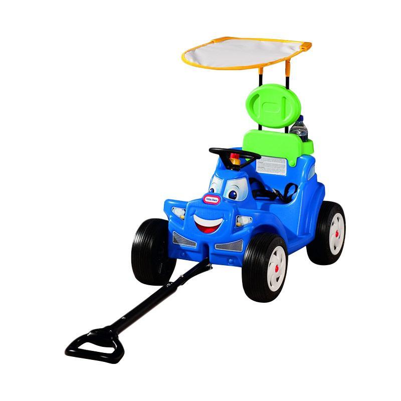 Little Tikes Deluxe 2in1 Cozy Roadster Mainan Anak