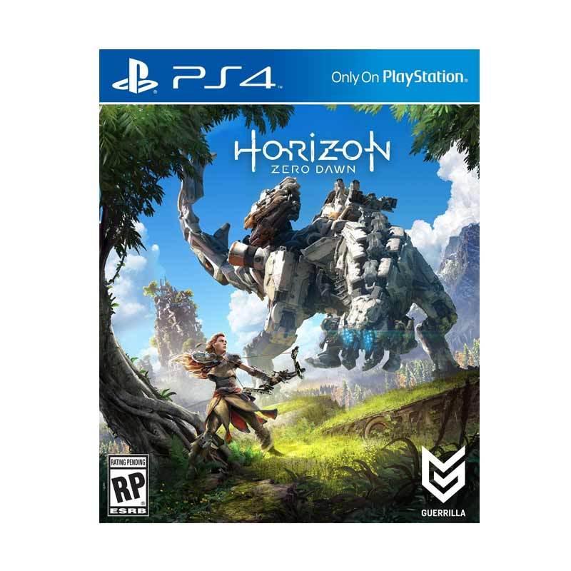 Sony Playstation 4 Horizon Zero Down DVD Game