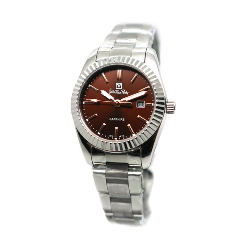 Valentino Rudy VR118-2342 Jam Tangan Wanita - Silver