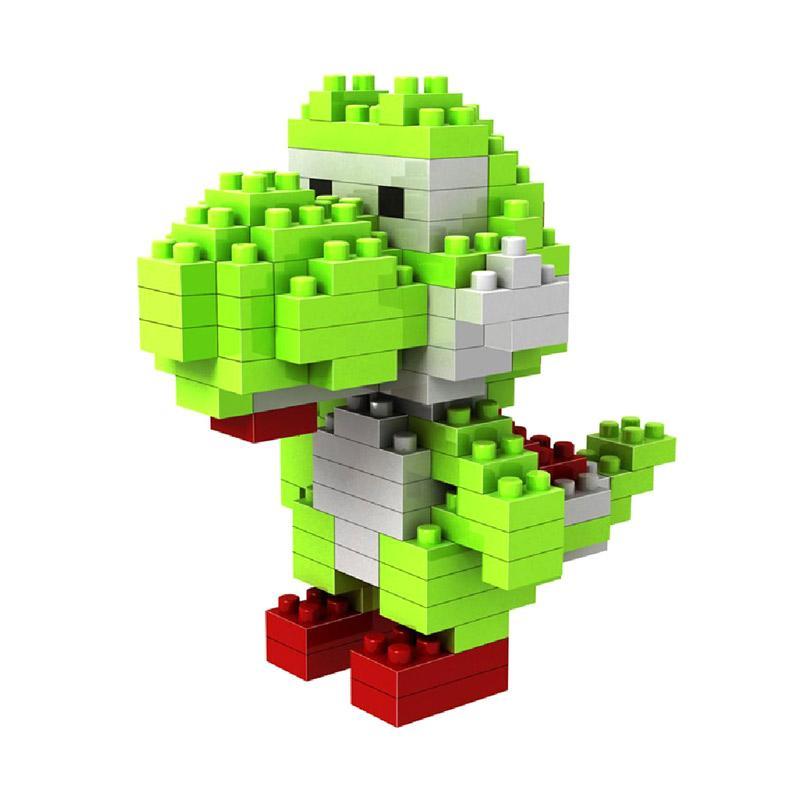 Loz Gift Dino 9331 Mainan Blok dan Puzzle [Medium]