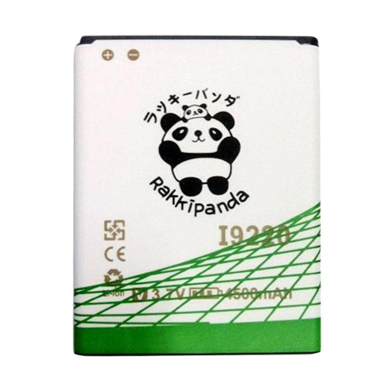 RAKKIPANDA Double Power IC Battery for Samsung Note 19220