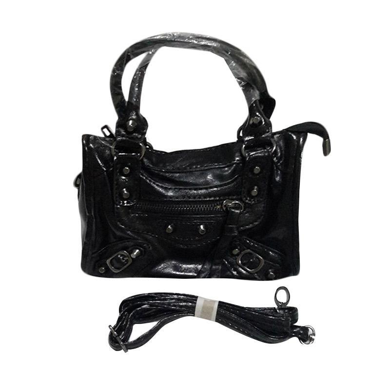 harga CL Kiddos Button Classic Sling Bag Mini Tas Anak Perempuan / Remaja - Black Blibli