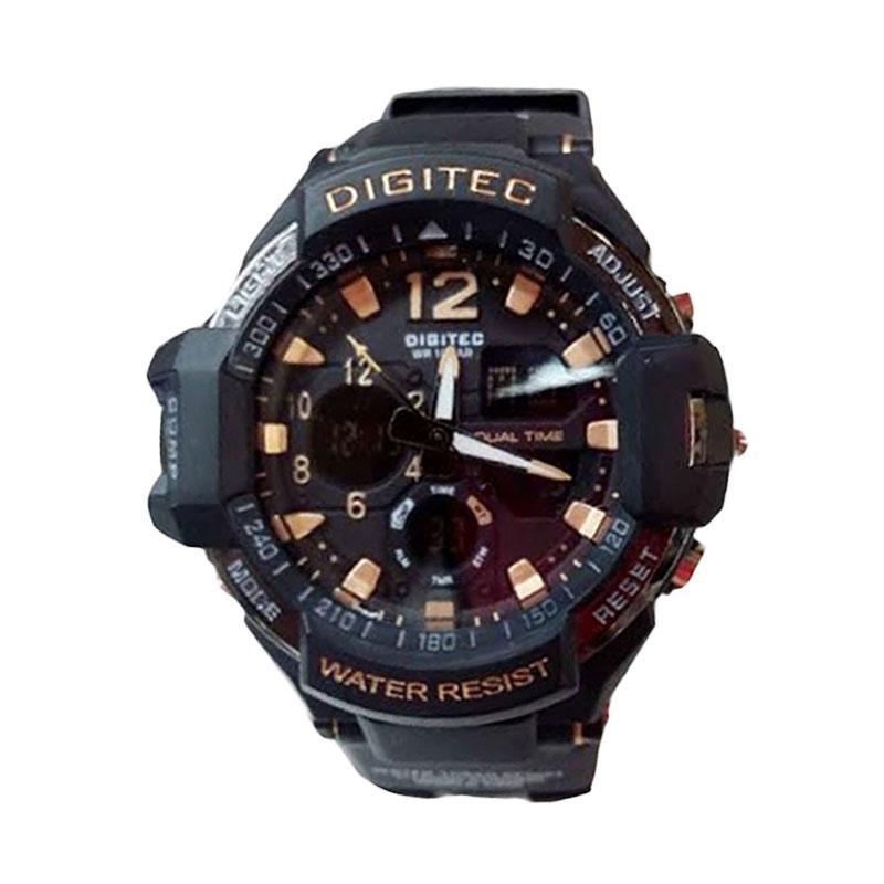 Digitec DG2094 Dual Time Jam Tangan Pria