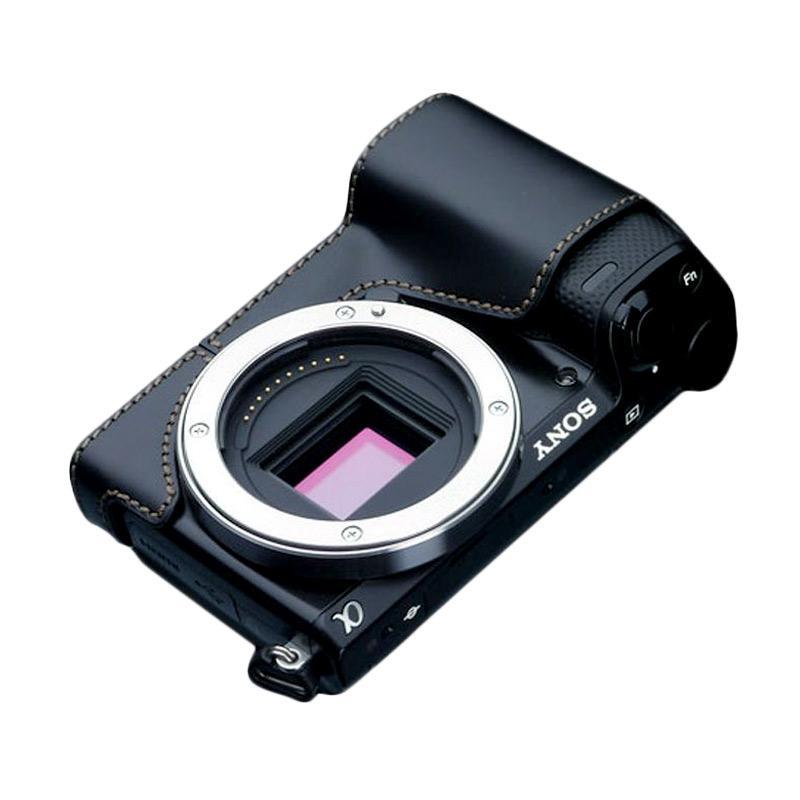 harga Gariz XS-CHNEX5RBKBO Half Cover Casing for Sony NEX5R - Black Blibli.com