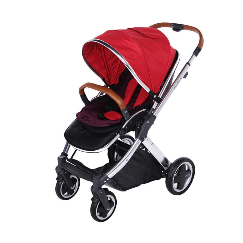 Babystyle Oyster 2 Stroller Kereta Dorong Bayi - Red
