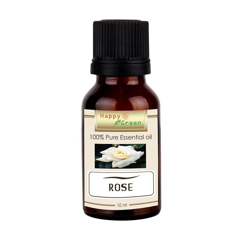 Happy Green Rose Absolute Oil Minyak Bunga Mawar [10 mL]