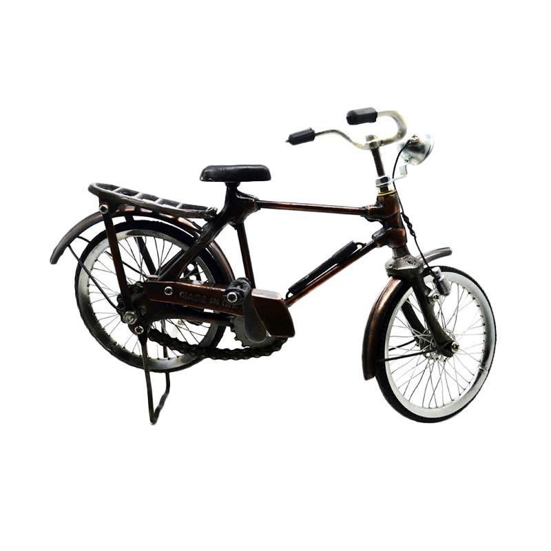 harga Kerajinan Lokal Sepeda Onthel Planthang Miniatur Blibli.com