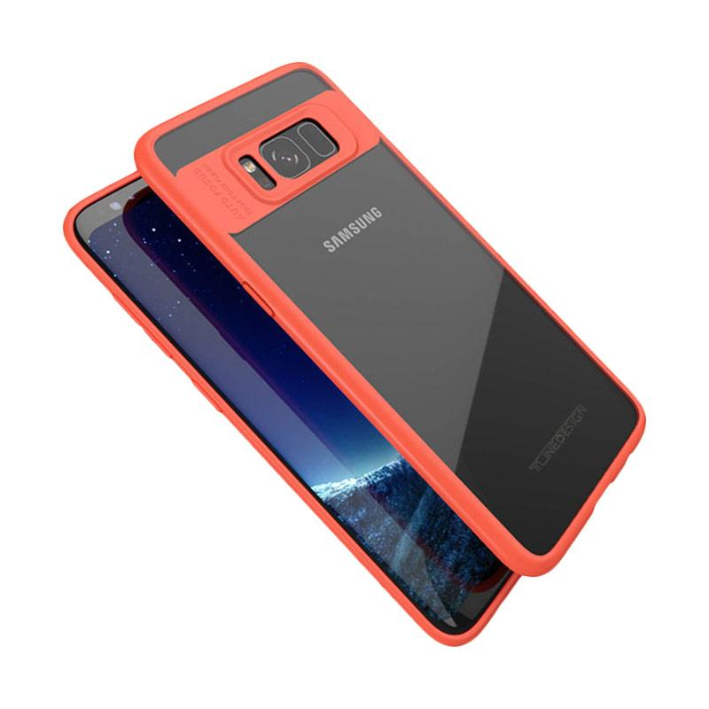 Tunedesign Sky Eye Casing for Samsung Galaxy S8 Plus - Red