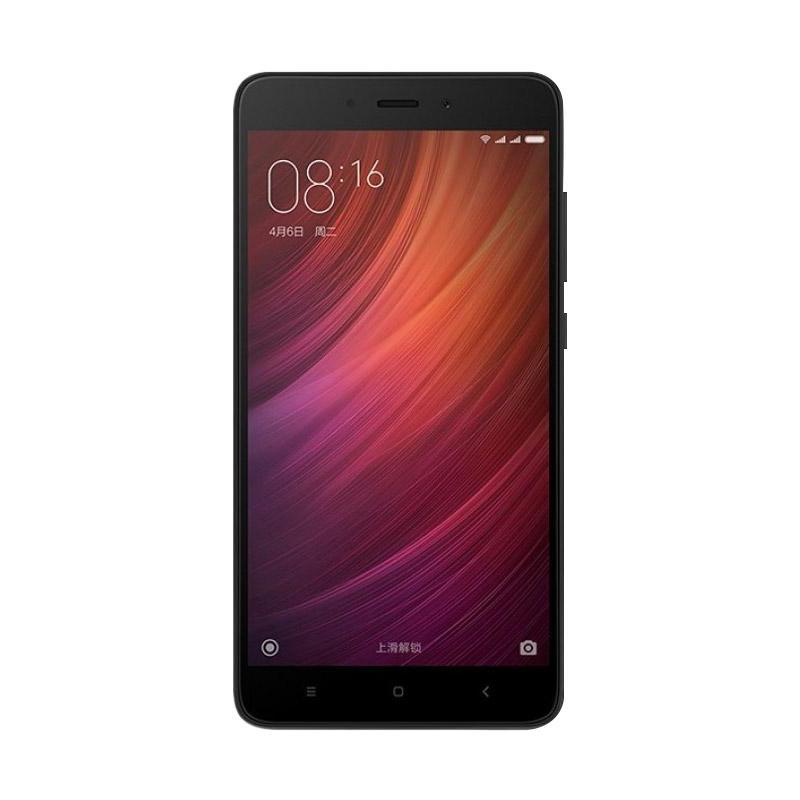Xiaomi Redmi Note 4 Snapdragon Smartphone - Black [32GB/3GB/TAM]