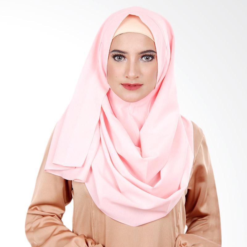 Cantik Kerudung Ariana Jilbab Instant - Soft Pink