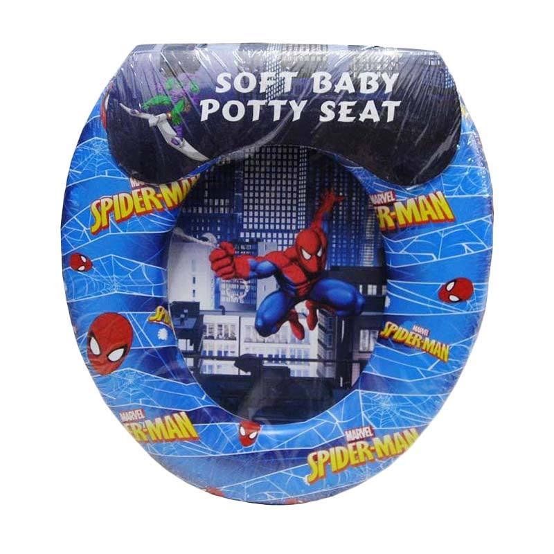 Chloebaby Shop Soft Baby Potty Seat Spiderman S188 Toilet Training