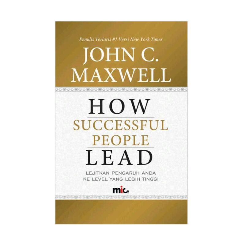 How Successful People Lead Buku Pengembangan Diri