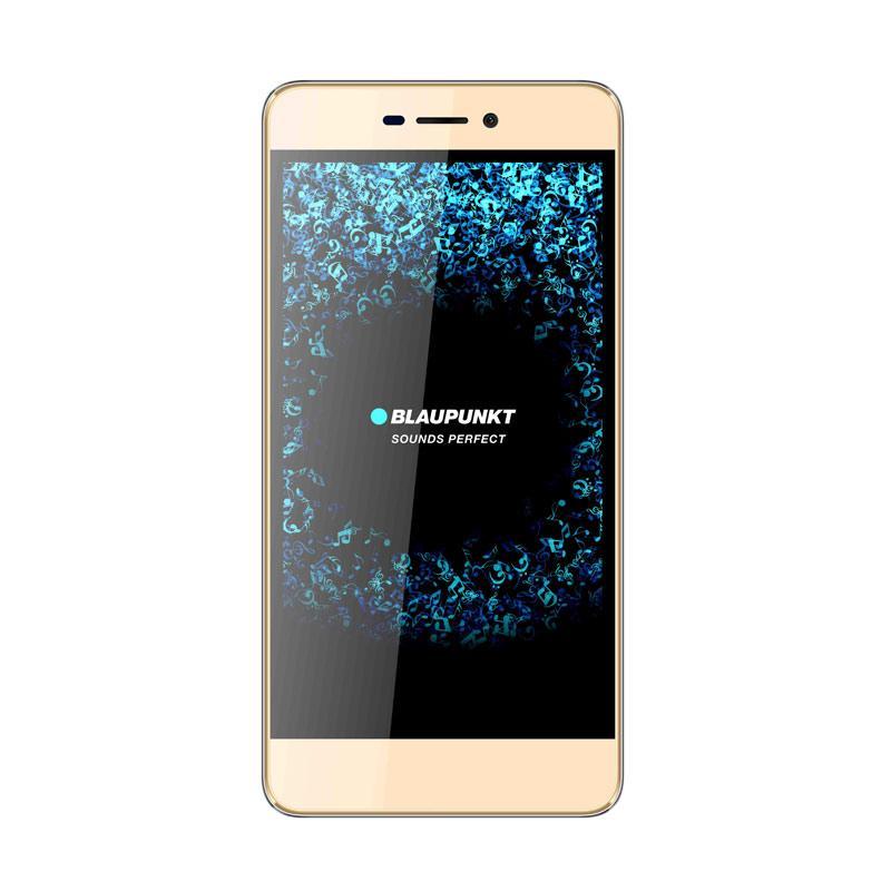 Blaupunkt Soundphone S2 Smartphone - Rose Gold [16 GB/2 GB]