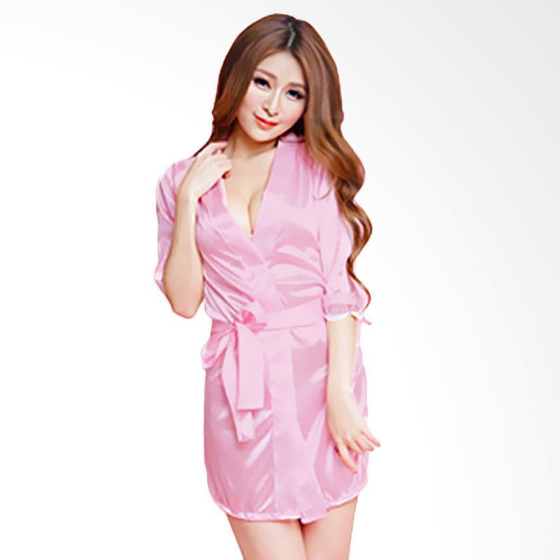 Jual lingerie pink wbli 45 Harga MURAH   Beli Dari Toko Online ... d354ce2204