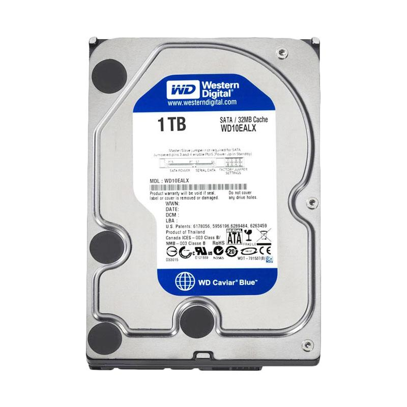 harga WD Caviar Blue Hard Disk Internal [3.5