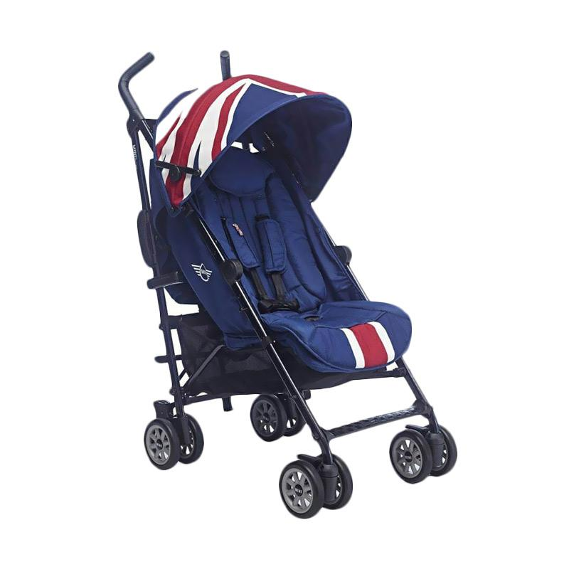 Easywalker Mini Buggy Union Jack Classic Baby Stroller