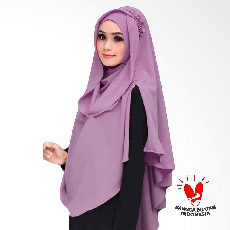 Kus Group Hijab Oki Panjang Kerudung Syar'I - Lavender