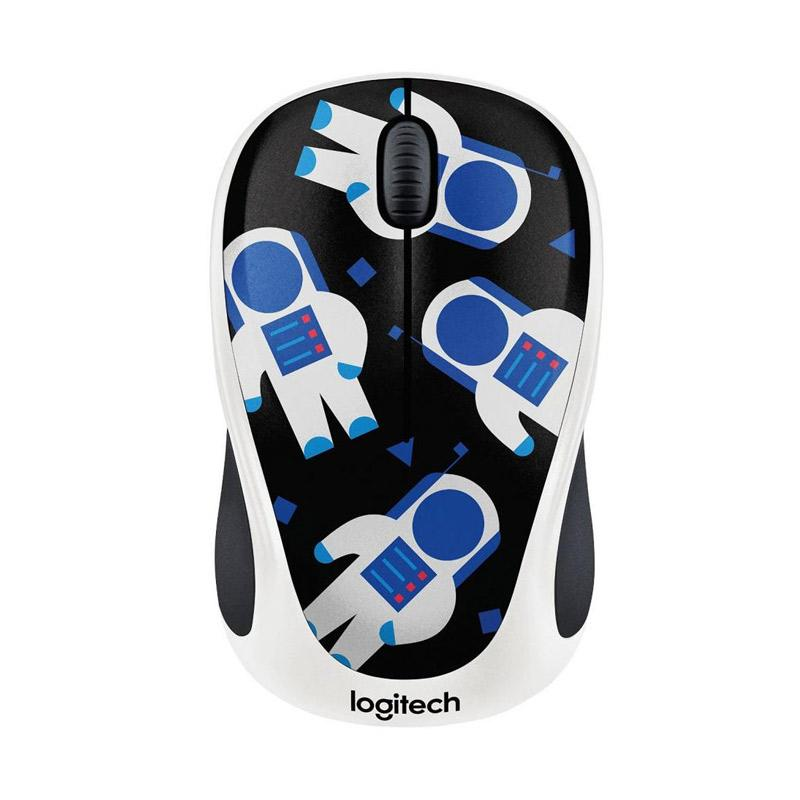Logitech M238 Spaceman Party Collection Wireless Mouse