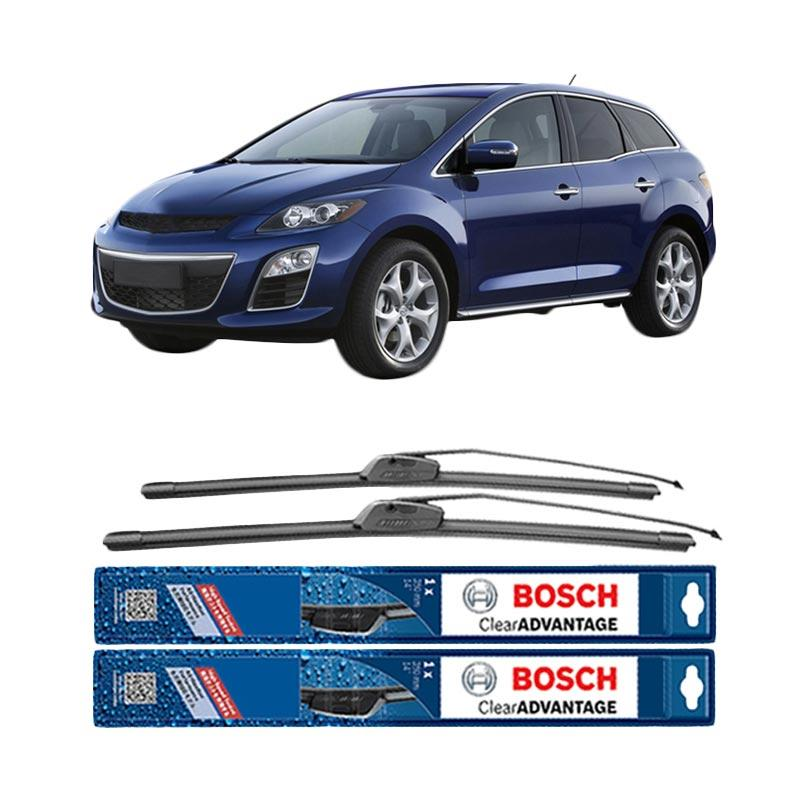 harga Bosch Wiper Frameless New Clear Advantage for Mazda CX-7 [26 & 16 Inch] Blibli.com