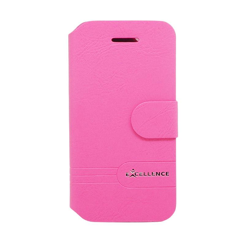 Excellence Dragonite Flip Cover Casing for Iphone 6 - Pink