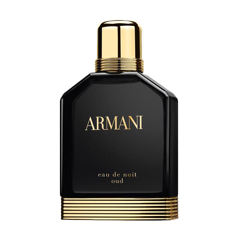 Giorgio Armani Eau de Nuit Oud for Man EDP Parfum [100 mL]