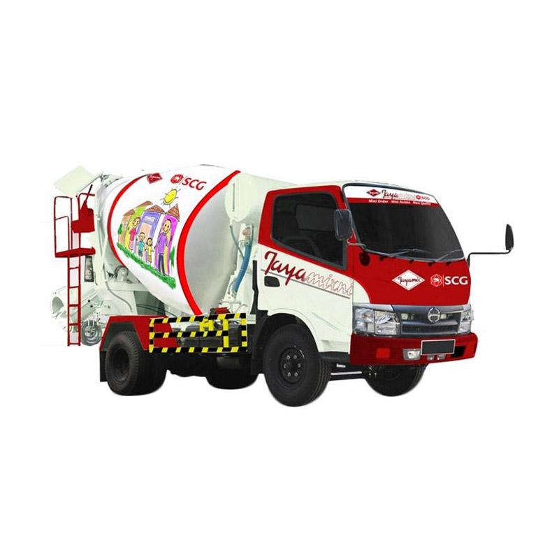 Jayamix by SCG K250 Beton Jayamix Super Concrete with Truck Jayamixni