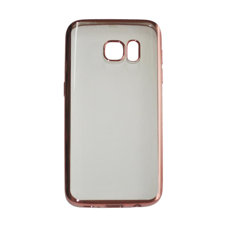 LIKGUS Tough Shield Casing for Samsung Galaxy Note 7 - Rose Gold