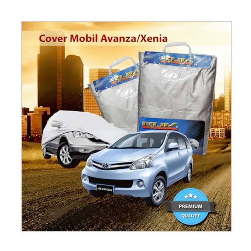 Weekend Deal - RUV Silver Cover Mobil for Avanza/ Xenia/ Freed/ Livina X-Gear
